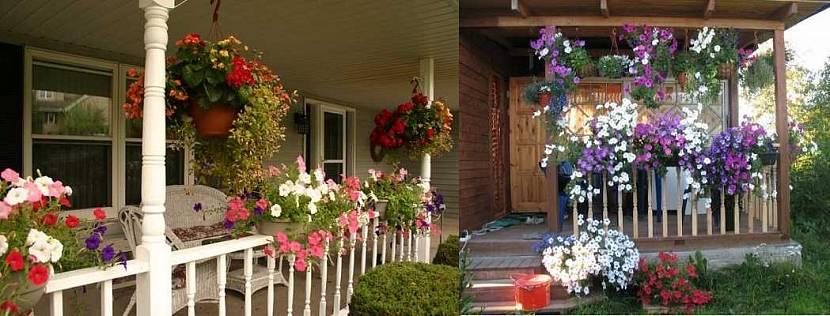 Идеи для оформления входа в дом