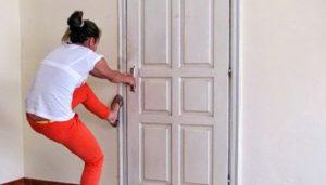 Захлопнулась дверь